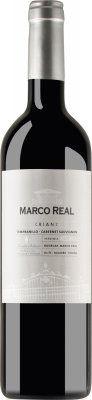 Marco Real Crianza - Bodega Marco Real - Tempranillo, Cabernet Sauvignon - DO Navarra - Navarra, Spanje - www.vinthousiast.be - Wijnen Vinthousiast, Rupelmonde (Kruibeke)