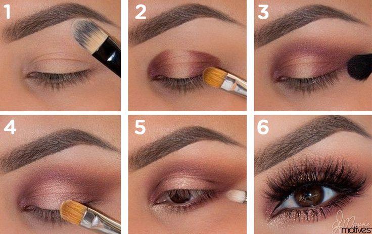 Líčenie hnedých očí: Tento rýchly návod musíš vyskúšať!