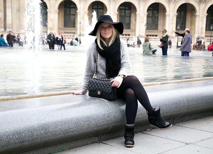 PARIS LOOKS : P.S. I love fashion by Linda Juhola