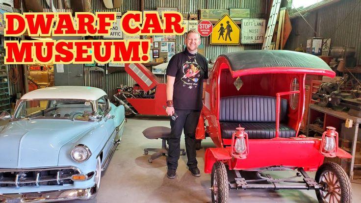 1324 DWARF CAR MUSEUM Maricopa Arizona Jordan The Lion