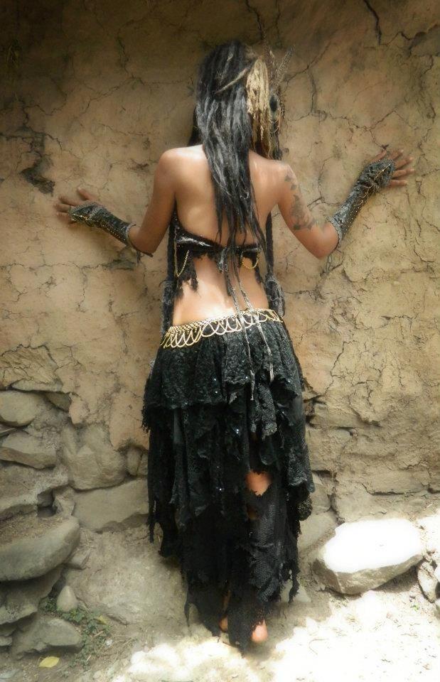 Jungle Gypsy Fashion