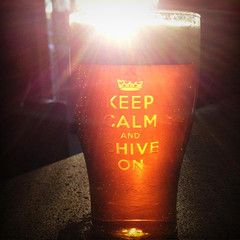Keep Calm and Chive On Pint Glass 2-Pack | The Chivery