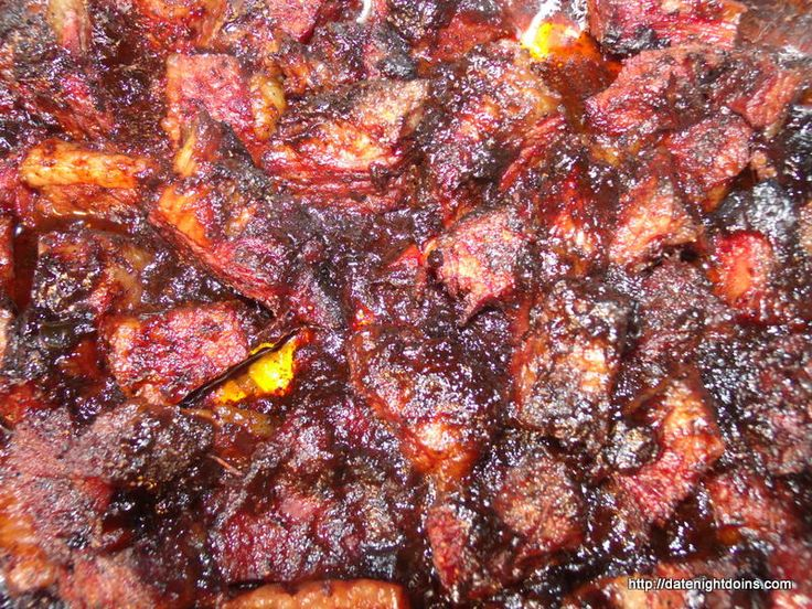 "Burnt Ends and Tips Our Burnt Ends were ""Off The Hook"" I nailed it! The burnt ends were like meat candy. You would think about running away from home just for a little more! I'm thinking we will be doing a lot more of these now, oh my so good!"