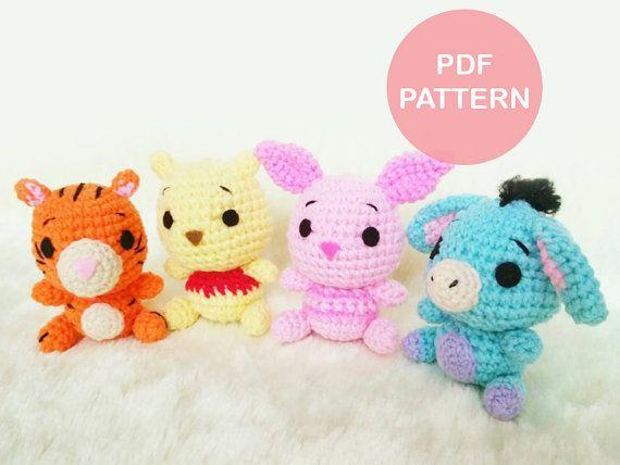 Schemi Amigurumi Free Italiano : 21 best disney images on pinterest amigurumi patterns crochet