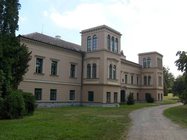 Čechy pod Kosířem Chateau, Czech Republic