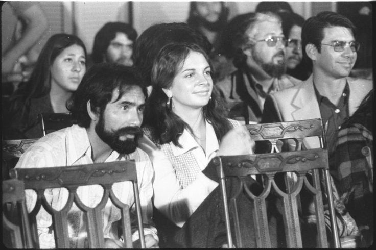 Festival de Flor y Canto, 1973: Films and Photographs -  photograph of the audience at the Festival de Flor y Canto, University of Southern California, Los Angeles, 1973.