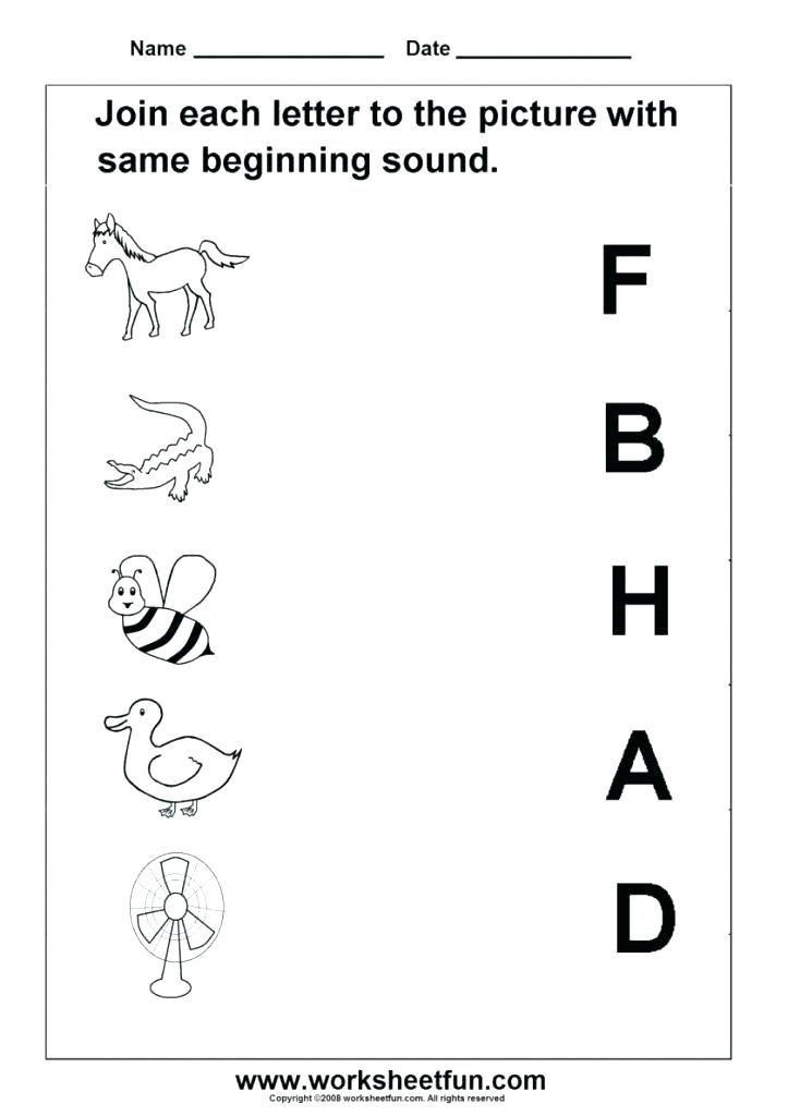 20 Beginning Sounds Worksheets Pdf Letter Sounds Worksheets For K Beginning Sounds Worksheets Alphabet Worksheets Preschool English Worksheets For Kindergarten Worksheet for kindergarten pdf