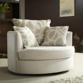 Ashley Manor Boston Swivel Snuggler Chair P GRADE