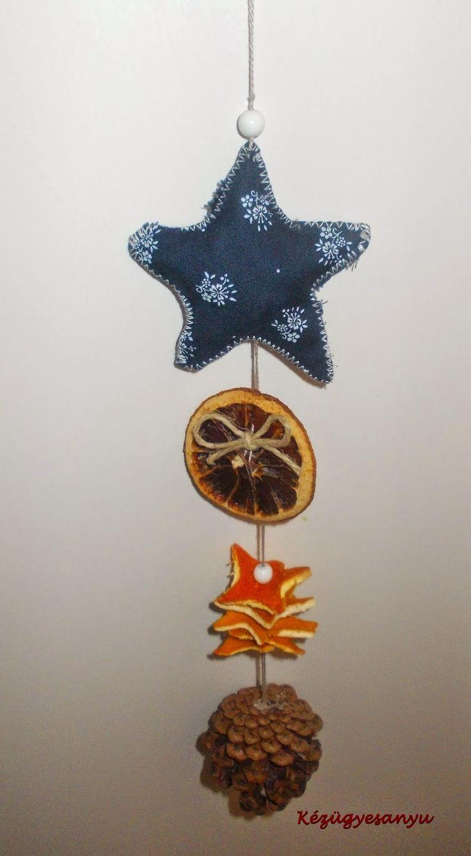 Készülődés (koszorúk, ajtódíszek) Christmas Decoration