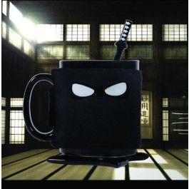 The Ninja Mug - Available at www.itsmagic.ie