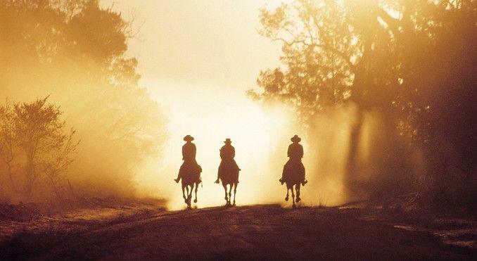 Stockmen - Longreach - Australia