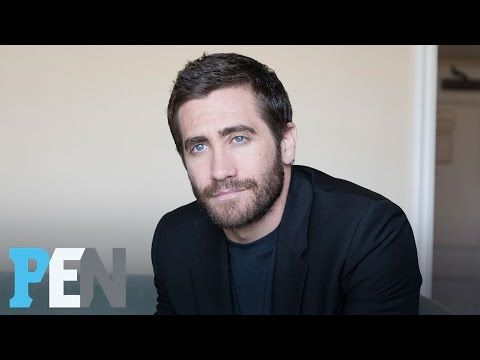 Jake Gyllenhaal Remembers Making His Film Debut At 10 In City Slickers | PEN | Entertainment Weekly - YouTube