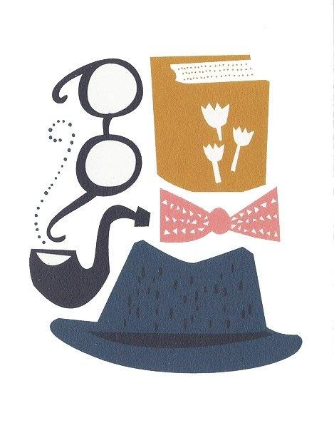 folk & flora card by Darling ClementineAdventure Parties, Cards Design, Darling Clementine, Art Inspiration, Wait Notebooks, Graphics Design, Wait Cards, Inspiration Illustration, Armchairs Wait