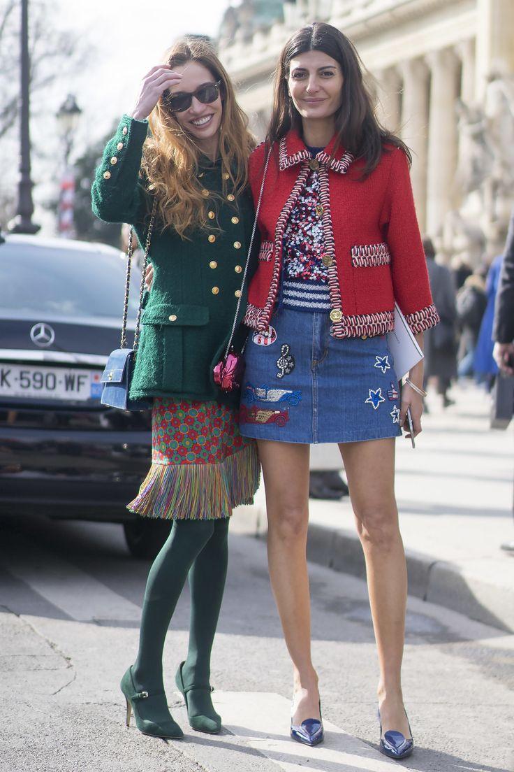 Fall 2016 Paris Fashion Week Street Style Day 8 - March 8, 2016 #pfw
