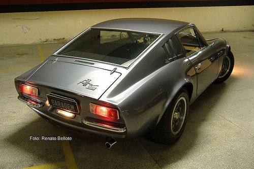 Puma GTE 1971 (brazilian sport car)