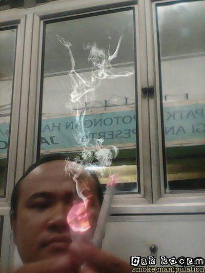 balerina smoke manipulation 5 by Cakkocem