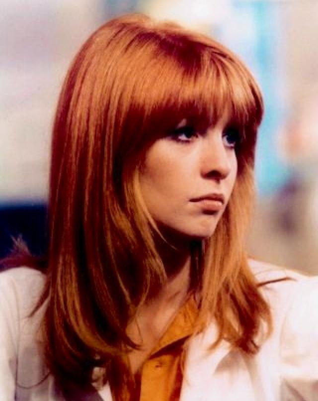 Jane Asher - girlfriend of Paul McCartney .