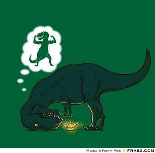 010b129bf4b99292aa36bc8895facec0 wishful thinking thinking of you 9 best t rex memes images on pinterest drawings, funny stuff and,T Rex Unstoppable Meme