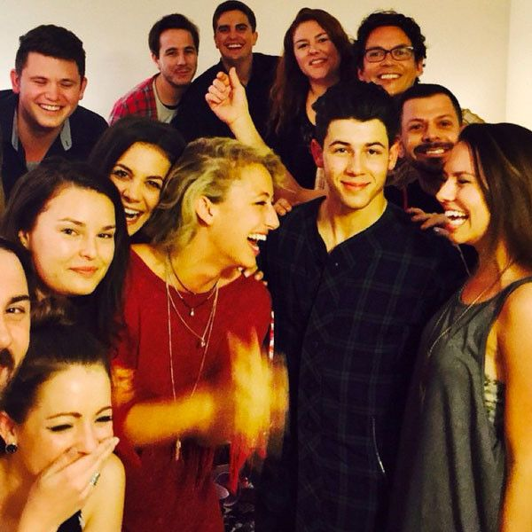 Nick Jonas Delivers Alcohol, Crashes Party and Sings and Drinks With Fans?Check Out Pics and Details!