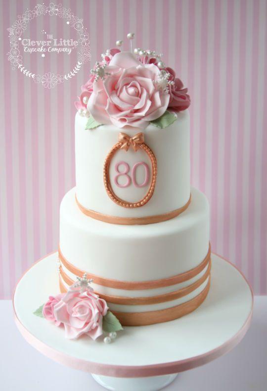 Th Birthday Cake Ideas Pinterest