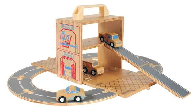 Designer boys gifts online - Tiger Tribe Boxset - Car - $59.95 - Portable, stylish and fun – all the play pieces are cleverly contained in a neat, easy-carry compact wooden box. Simply open, build and play!  Tiger Tribe Boxsets unique design makes it the ultimate travel companion. Designer boys gifts online - Tiger Tribe