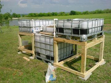 Aquaponics 101 and IBC Tote System Construction - DFW Aquaponics (Dallas, TX) - Meetup