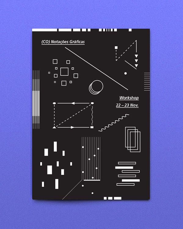 Notações Gráficas//Raquel Peixoto | electro////graphic