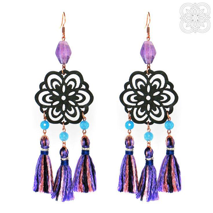 earrings Mouline Rouge http://www.mellblue.com/ #earrings #jewelery