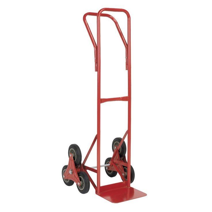 Twin Handle Stair Climber Hand Truck Wheelbarrow Sales