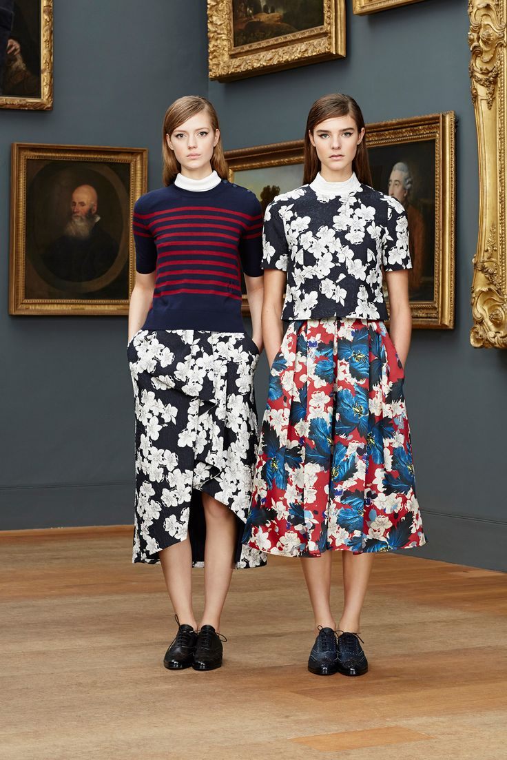 Erdem Pre-Fall 2015 - Collection - Gallery - Style.com