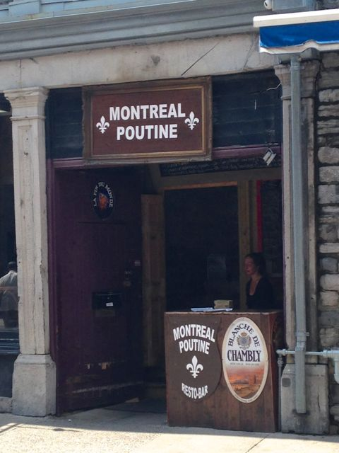 Loved by everyone! #Montreal Read more here. http://www.ontariotable.com/montreal-poutine/