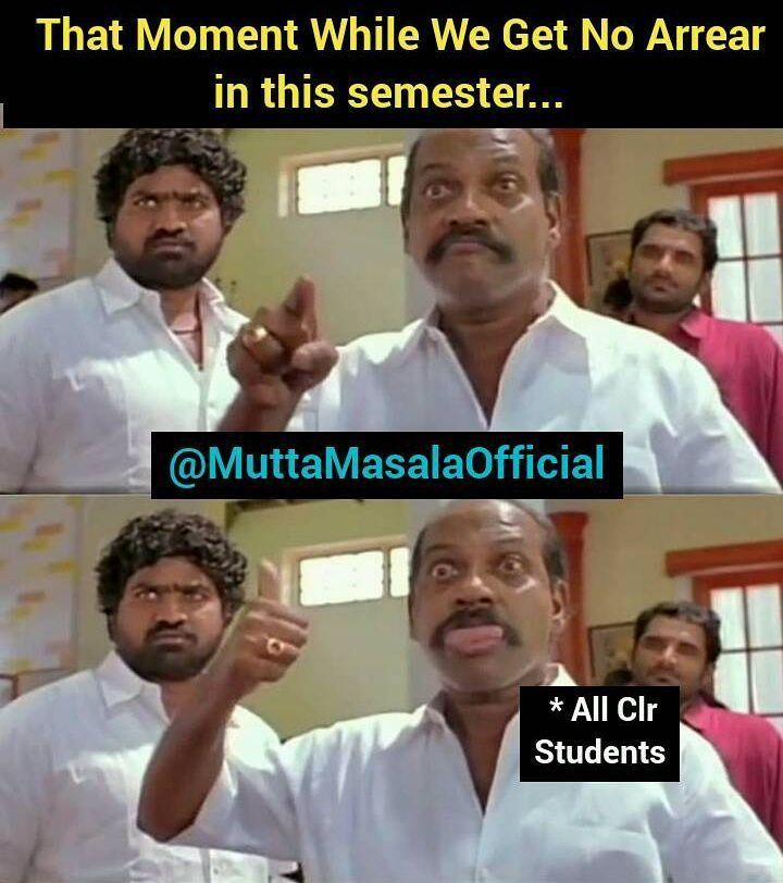 Anna university Result #MuttaMasala  #memes #c2c #jimbalakka #tamilan #unterratedmeme #troll #politics #chennaimeme #covaimeme #engineering #mokkaengineer #mechanical #socialmeme #aahan #au #engineering #hollywood #memesdaily #mokkapostu #mechanic #collegelifestyle #kollywoodcinema #kollywoodactress #kollywoodmovie #tamilsong