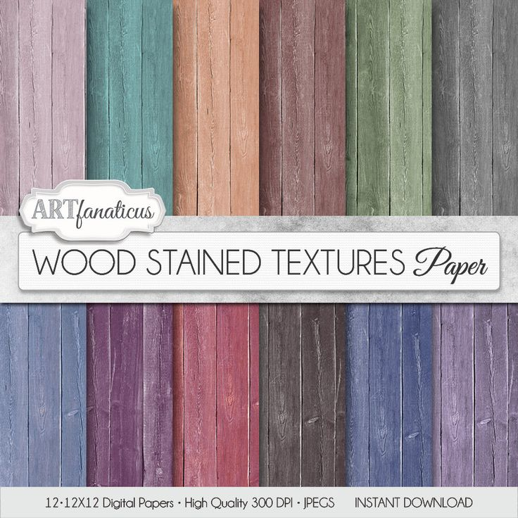 """Purple Wood Stain: Stained Wood Papers """"WOOD STAINED TEXTURES"""" Wood Stained"""