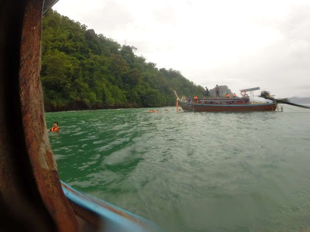 2º Día Playas Four Island - Krabi (Tailandia)