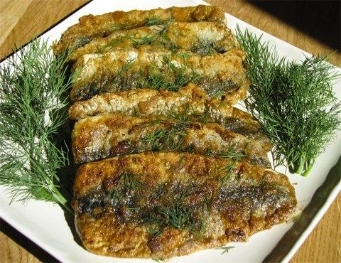 fillet of Baltic herring -,, Silakkapihvit