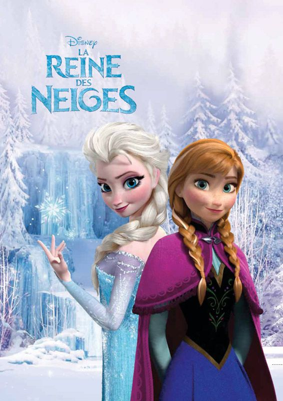La Reine Des Neiges 2 Gay : reine, neiges, L'univers, Jeunesse