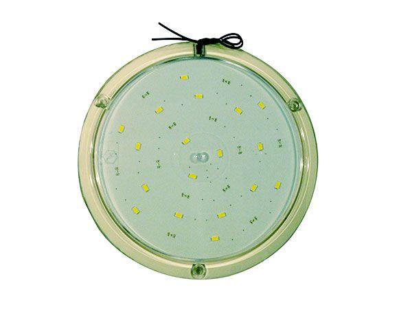 Plafonnier rond à #LED #eclairage