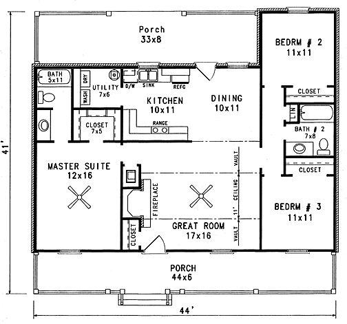 153 best House Plans images on Pinterest | Home plans, Coastal ...