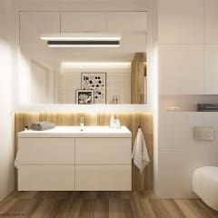 Banheiros por nur ein Interieur   – Nilzete Prates