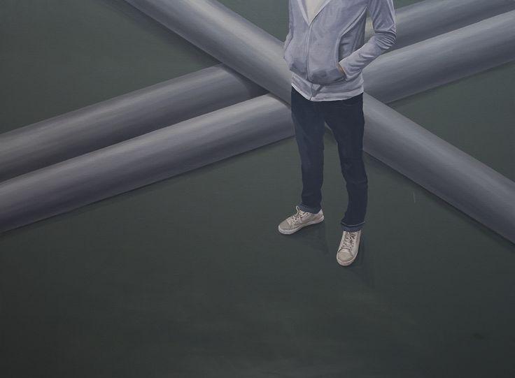 duty, oil on canvas , 97.0× 130.3cm,2012