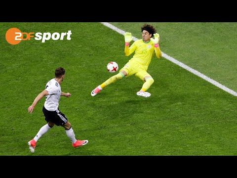 Alle Tore - Deutschland ist Confed Cup-Sieger | Confed Cup 2017 - ZDF - YouTube