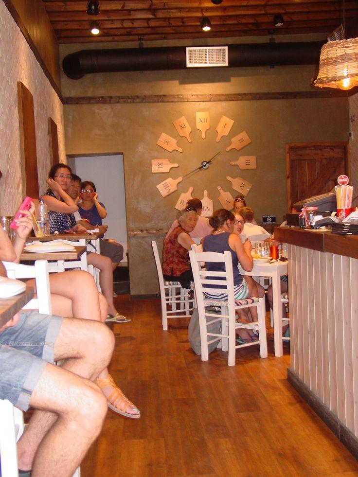 El Greco Steakhouse Lindos