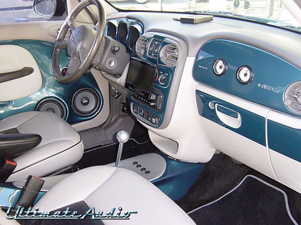 Chrysler PT Cruiser | Custom Car Gallery | Orlando, FL