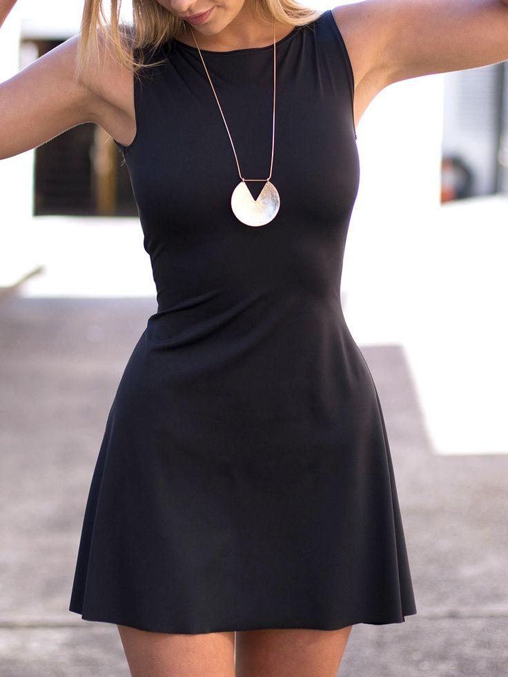 Black milk new york skyline dress