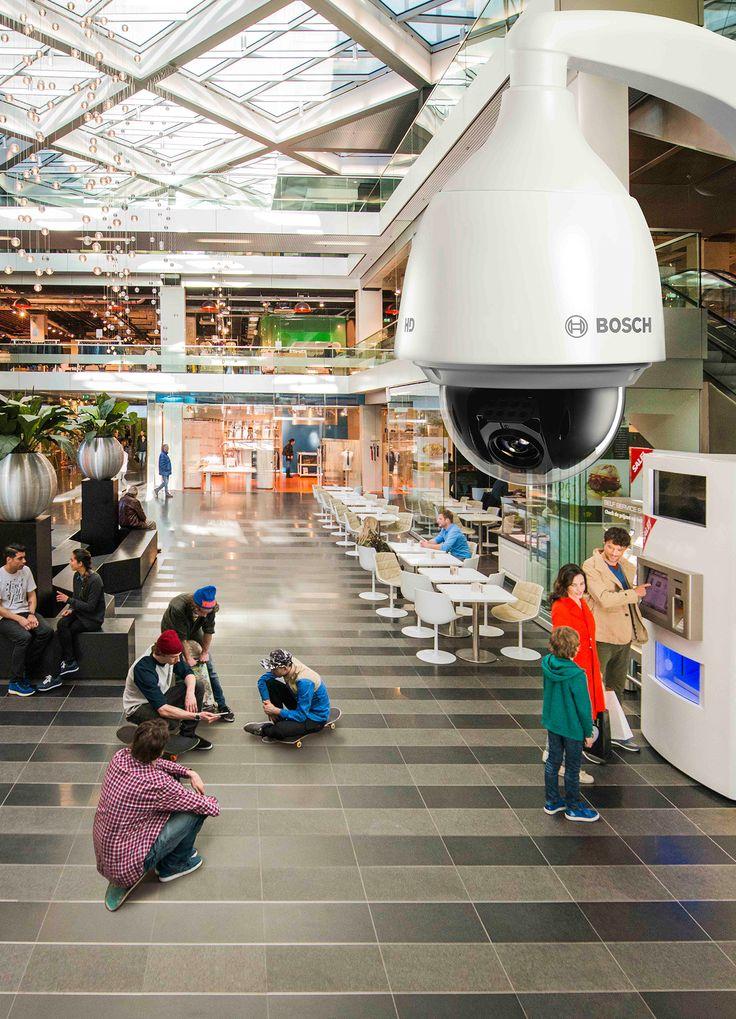 Seria kamer sieciowych AUTODOME firmy Bosch
