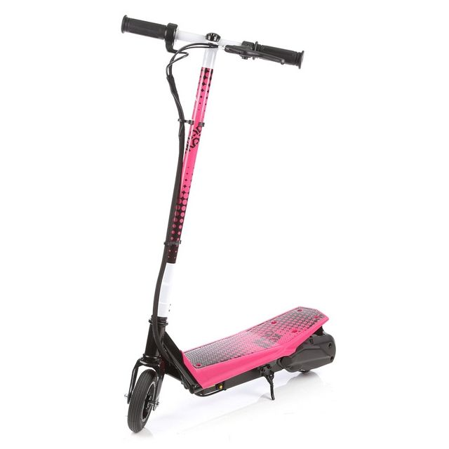 Kids Electric Scooter w/ 140W Motor in Pink 15km/h | Buy Motorised Scooters
