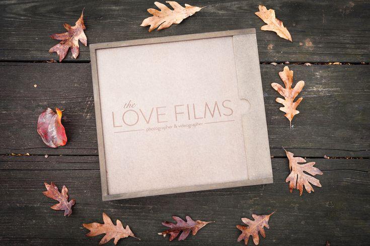 PHOTOBOOK WOOD BOX - THELOVEFILMS