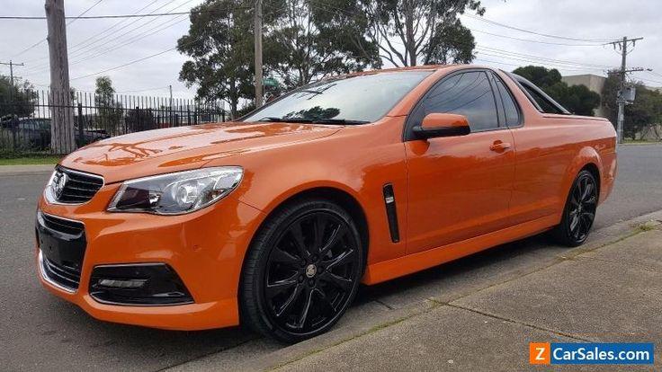 Holden VF SV6 UTE 2013 #holden #ute #forsale #australia