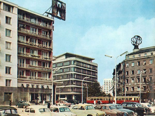 Warsaw '60s/'70s