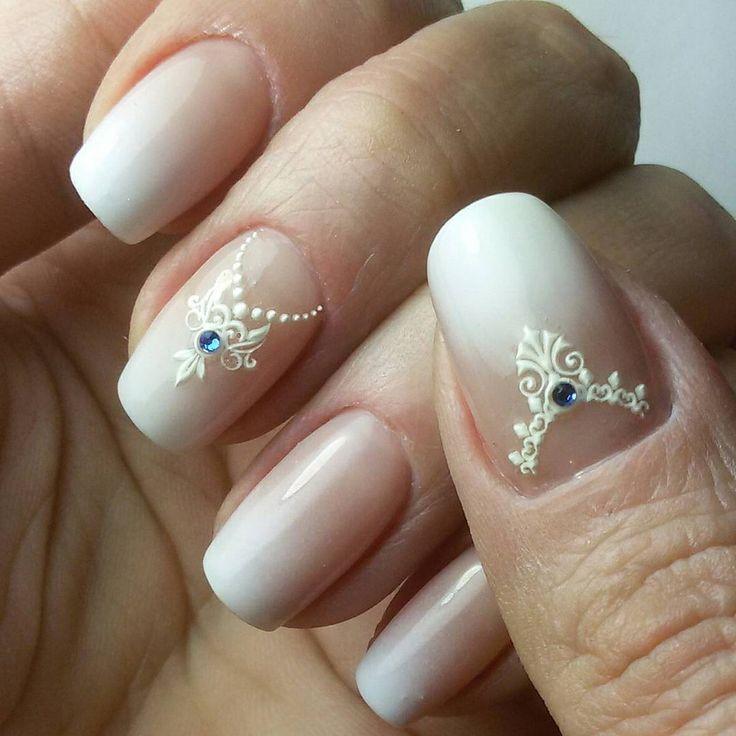 68 отметок «Нравится», 1 комментариев — Слайдер дизайны Fashion Nails (@fashion_nails_slider) в Instagram: «3d slider Невероятно тонкие изящные линии, об'емная печать сделают Ваш маникюр…»